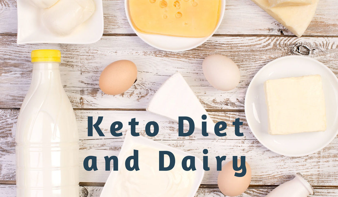 keto diet and dairy