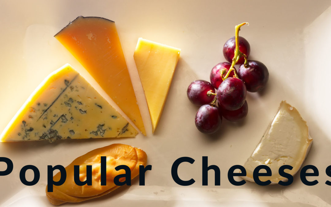 popular cheeses