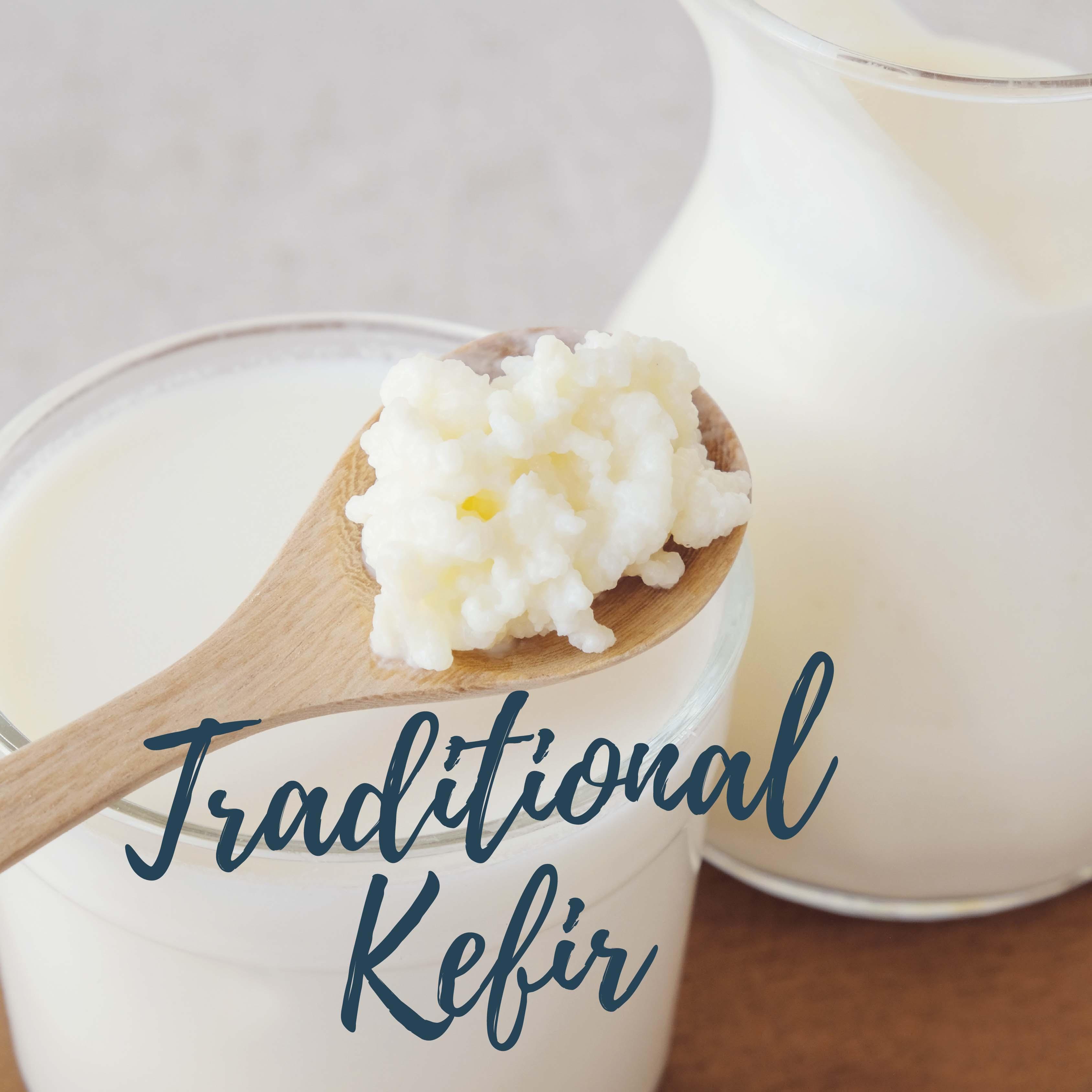 Traditional Kefir