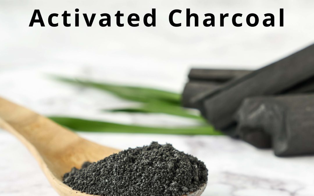 When and How to Use Activated Charcoal